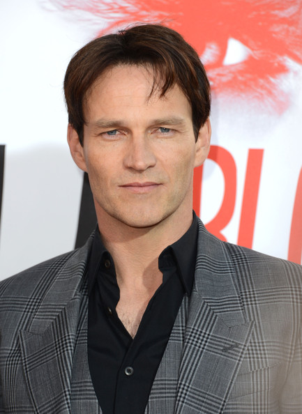 Stephen Moyer at True Blood's Season 5 premiere