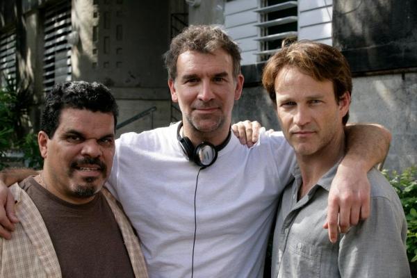 Luis Guzmán, Matthew Parkhill, Stephen Moyer