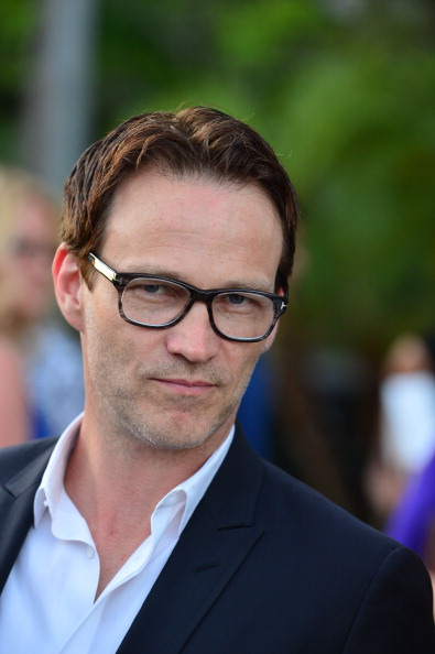 Stephen Moyer at FLIFF - October 18, 2013