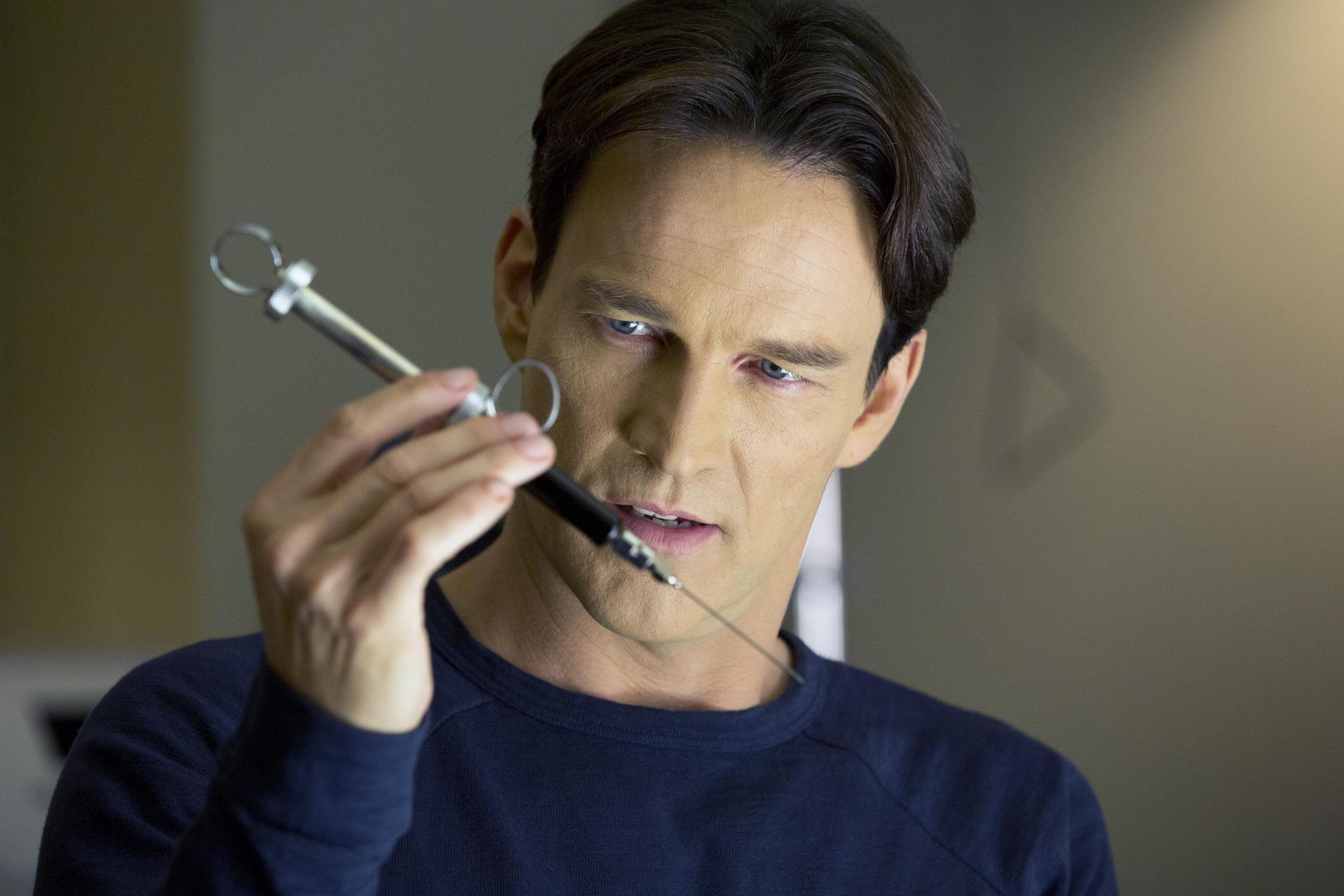 Stephen Moyer as Bill in True Blood Season 6 Episode 5