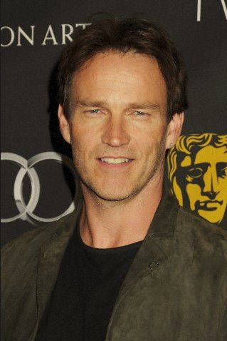 Stephen Moyer at Bafta Tea Party
