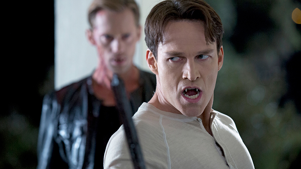 Stephen Moyer as Bill Compton in True Blood Season 6