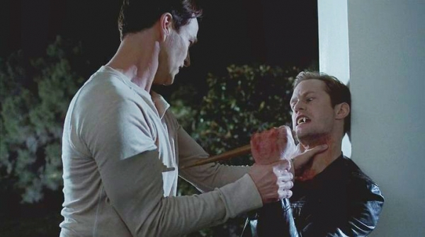 Bill Compton in Season 6, episode 1