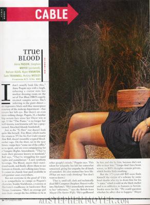 True Blood TV Guide