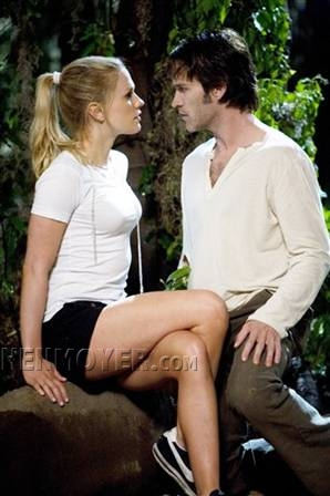 vampires - Anna Paquin and Stephen Moyer