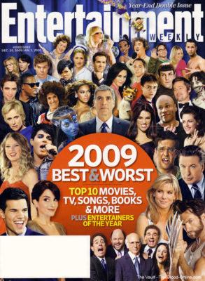 EW 2009 Best and Worst