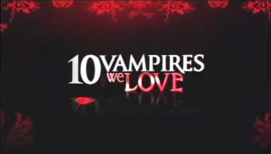 Ten Vampires We Love