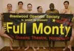 The cast of Brentwood Operatic Society's Full Monty