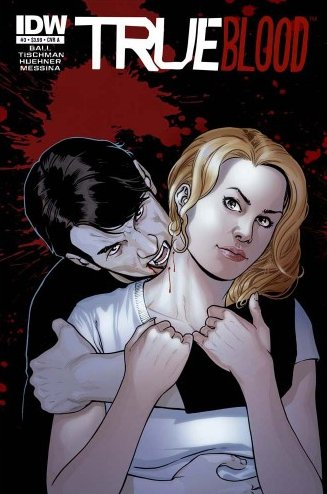 True Blood comic book issue #3
