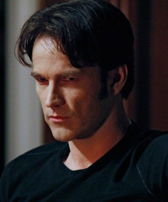 Edward Cullen not as good as Bill Compton