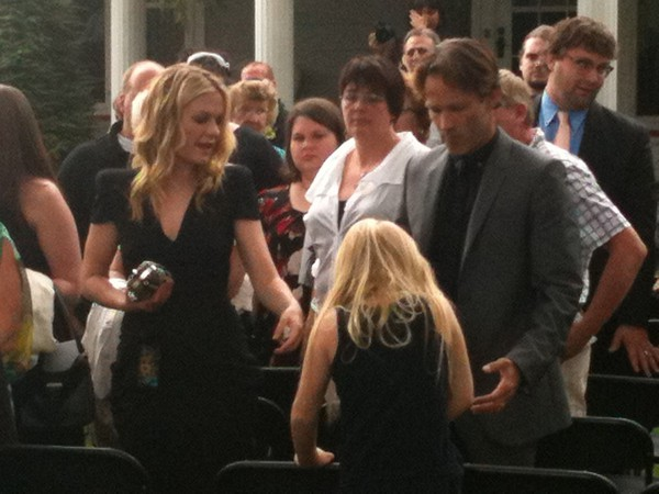 Stephen Moyer and Anna Paquin Attend Ohio Wedding Anna Paquin Facebook