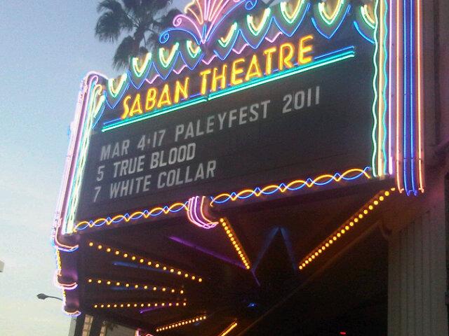 PaleyFest 2011