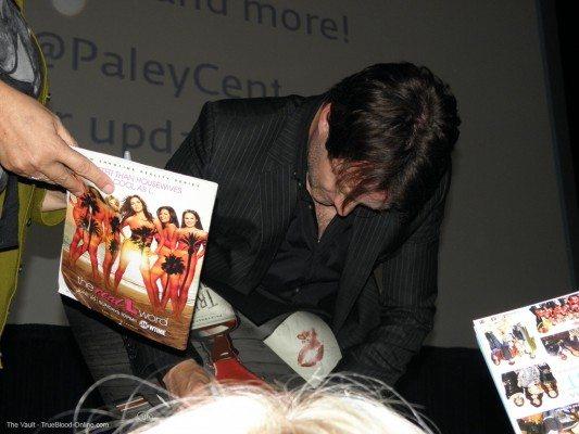 Fan experience Paley Fest 2011