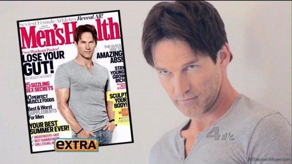 Men's Health Magazine on Extra