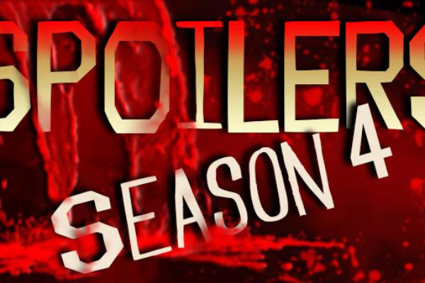 season 4 spoilers