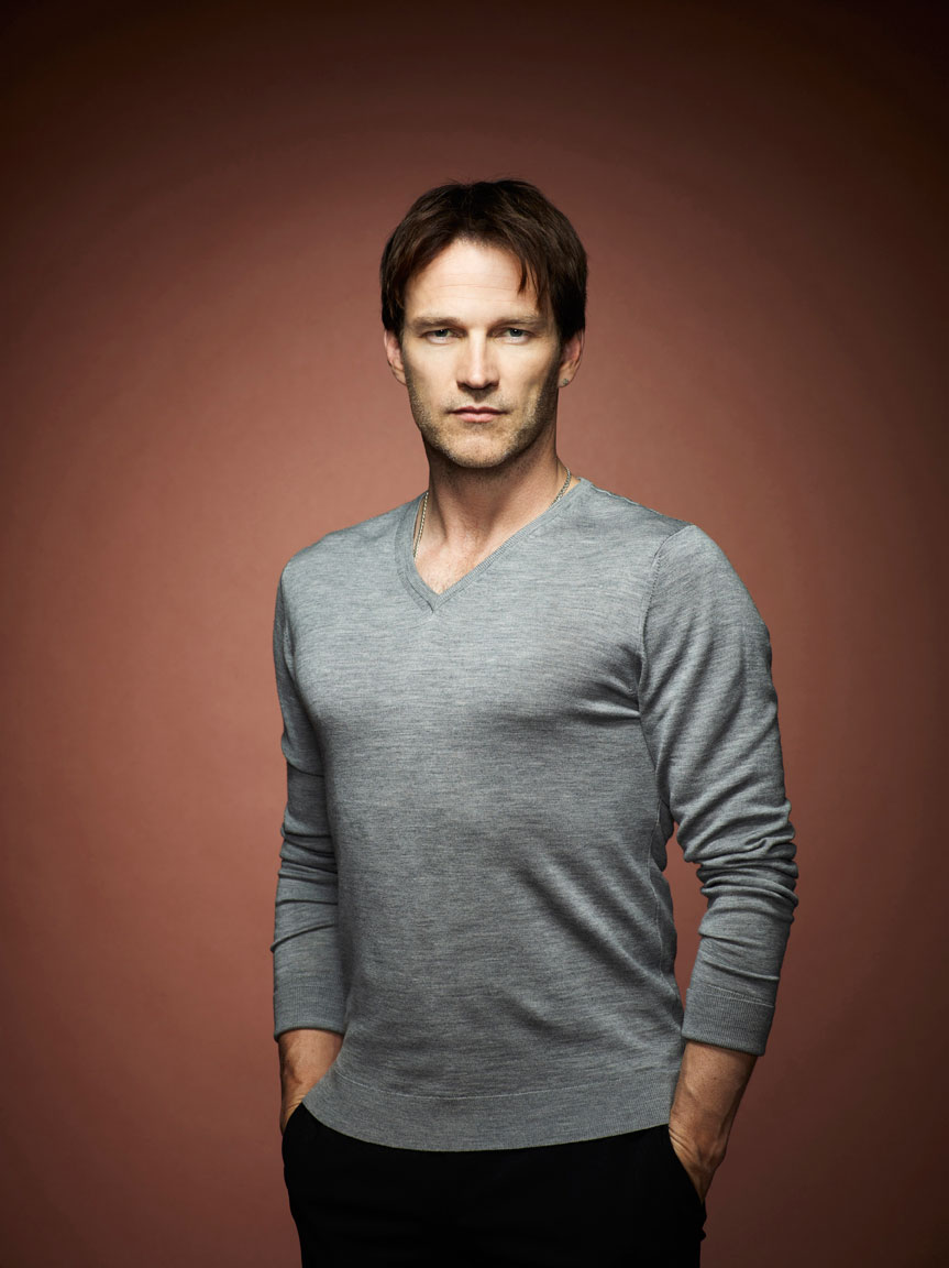moyers single men She played mutant superheroine rogue in multiple films of the x-men franchise she started dating co-star stephen moyer and the video features anna paquin.