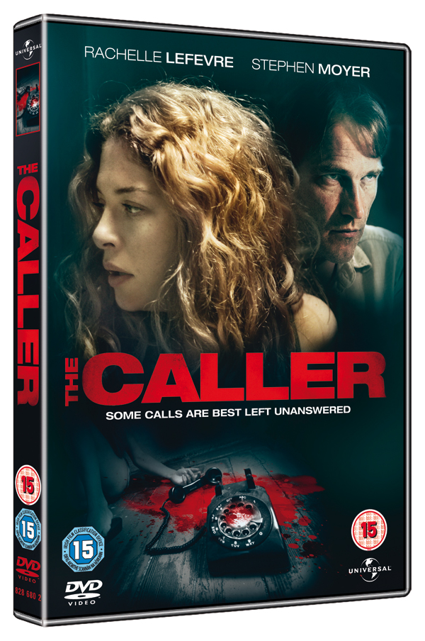 The Caller DVD Giveaway