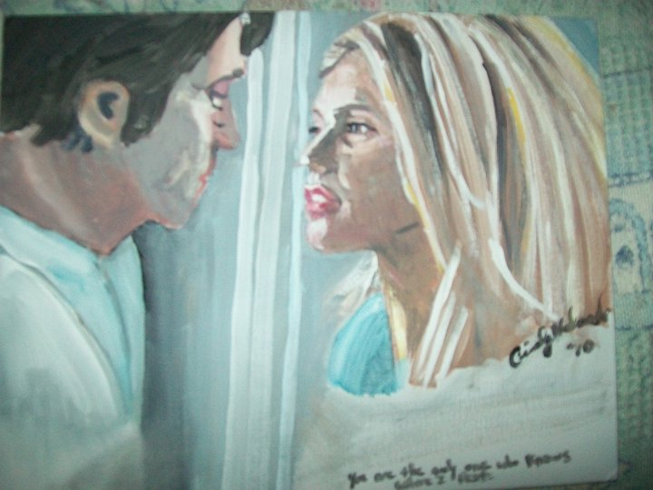 Cindy's painting
