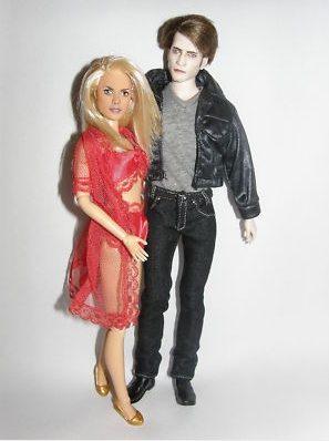Bill & Sookie Dolls
