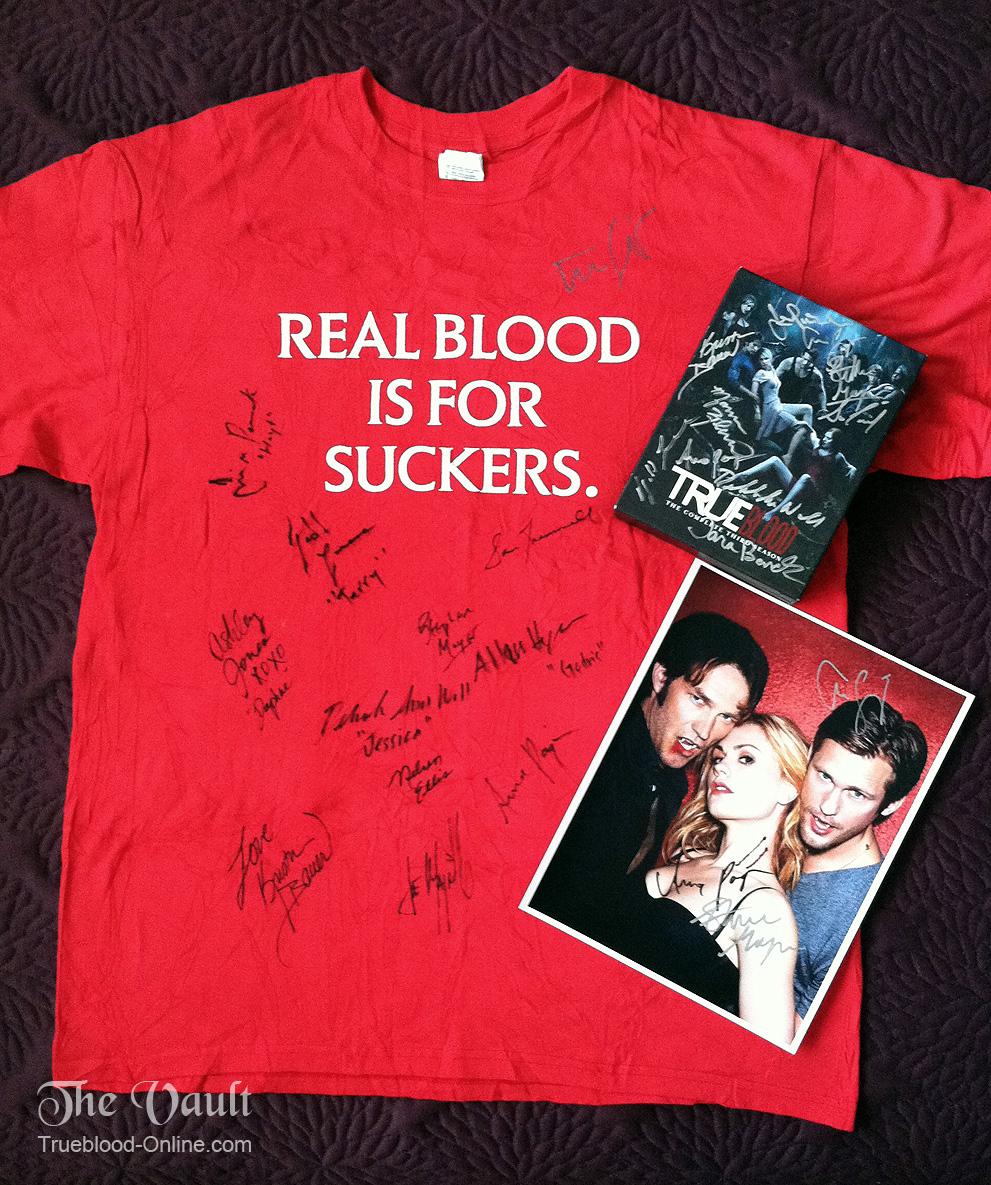 True Blood Goodies