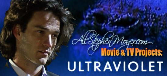 Movie and TV Projects: Ultraviolet