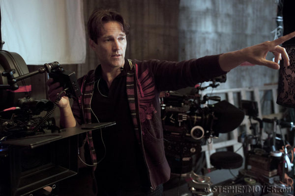 Stephen Moyer directs