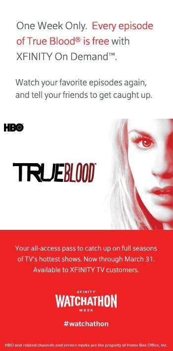 True Blood Watchathon