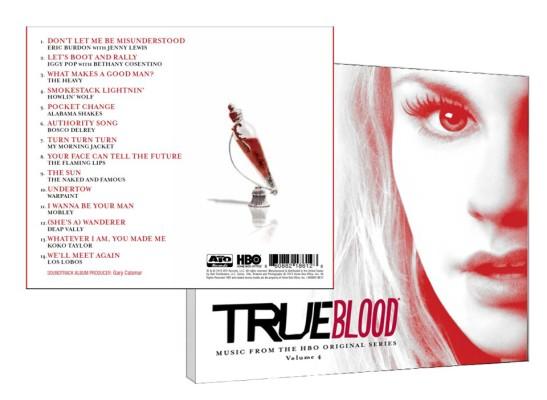 True Blood Original Music CD Volume 4