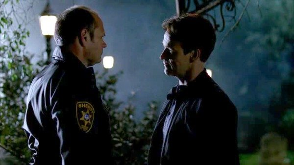 Bill Compton Andy Bellefleur True Blood