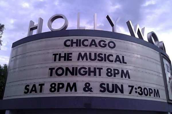 Chicago at the Hollywood Bowl.