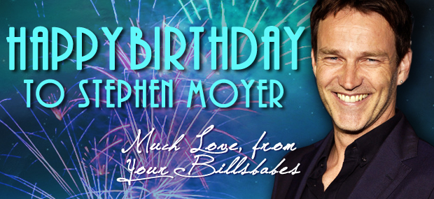 Happy Birthday to Stephen Moyer from his AllStephenMoyer.com fan site.