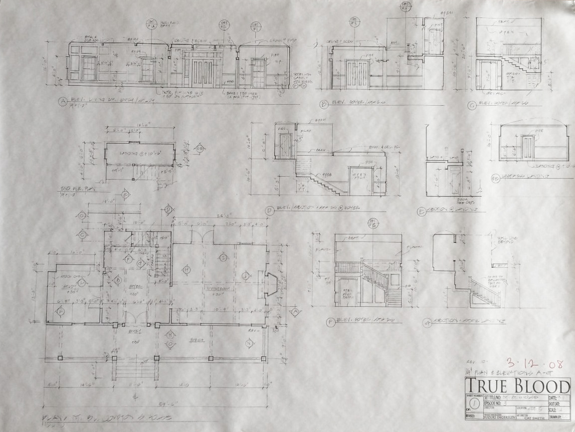 See the blueprints for bill comptons house billcompton house malvernweather Images