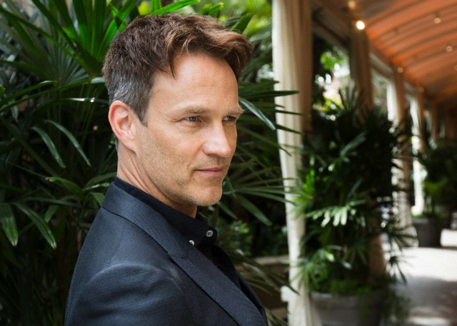 USA - Stephen Moyer photocall in Los Angeles