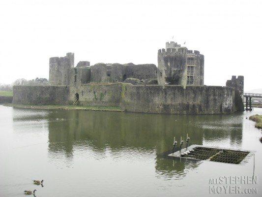 Caerphilly-Castle1