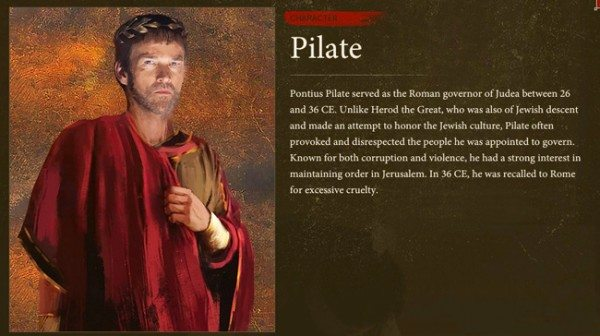Paintings Killing Jesus