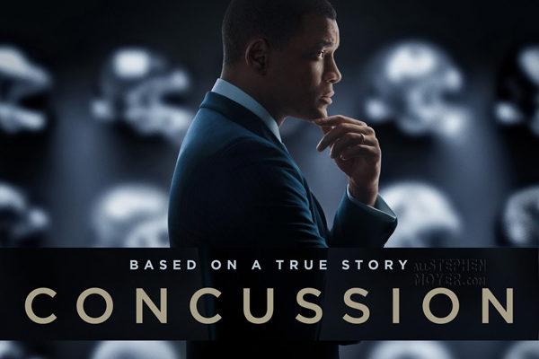Concussion movie release date