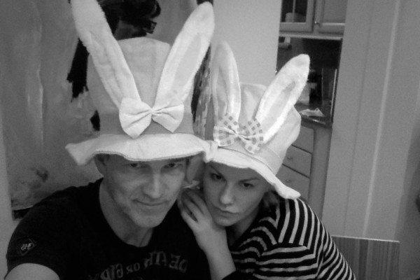 Steve-Anna-Easter