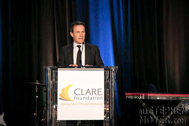 CLARE Tribute Dinner 2016