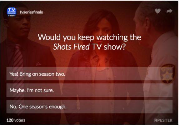 Shots Fired Season 2?