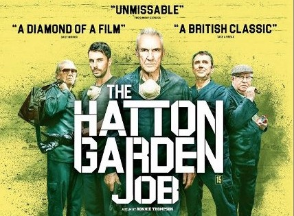 More On Stephen Moyer S Film The Hatton Garden Job