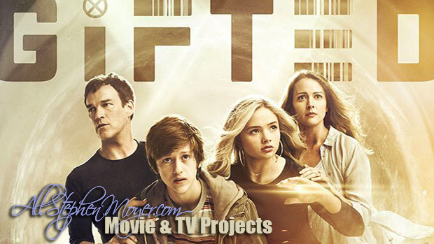 MOVE & TV PROJECTS - THE GIFTED
