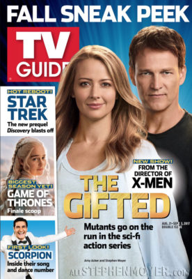 TV Guide Cover Aug 2017