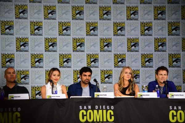 The Gifted Panel