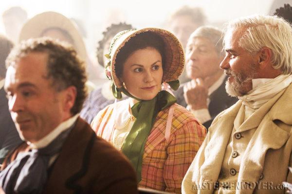 Anna Paquin in Alias Grace