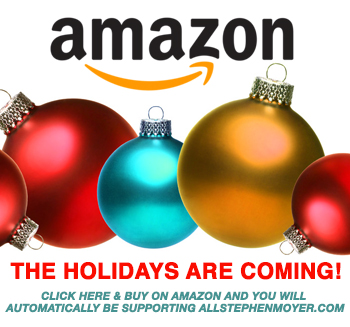 Support AllStephenMoyer just by shopping at Amazon!