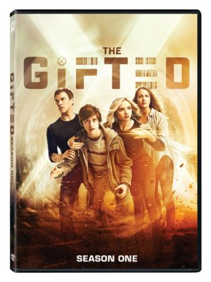 The Gifted Season 1 on DVD