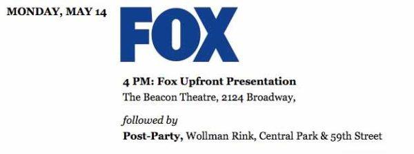 Fox UpFront