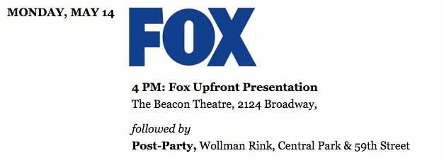 Fox UpFront 2018