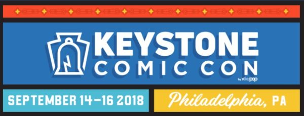 Keystone Comic-Con.