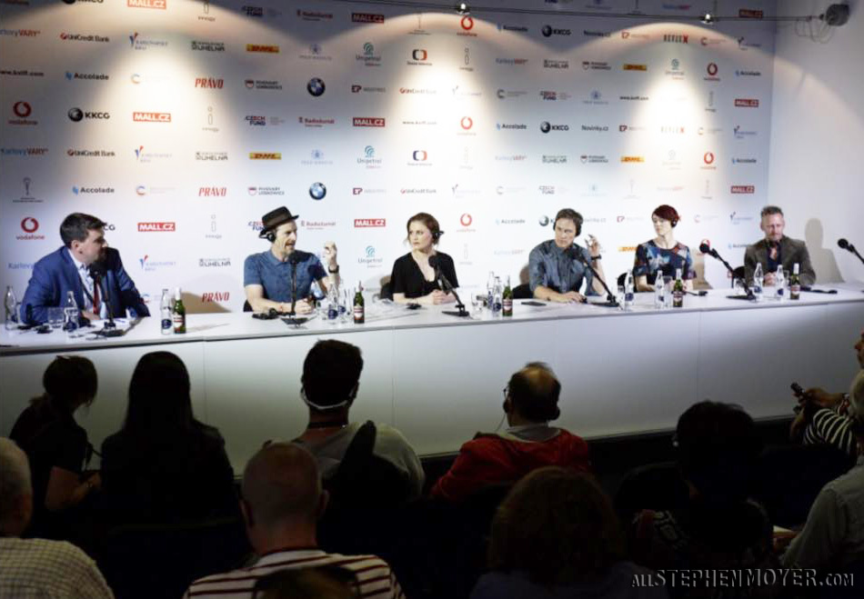 KVIFF Press Conference Video